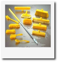Vikan Yellow Brushware
